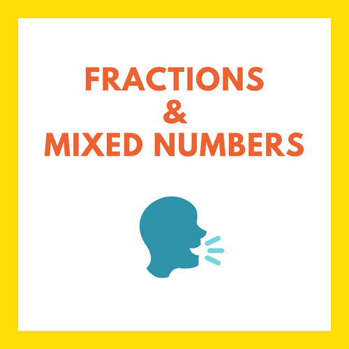 Cách đọc số thập phân và hỗn số