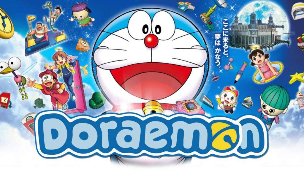 truyện tranh Doraemon Tiếng Anh