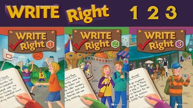 Giáo trình Write Right pdf