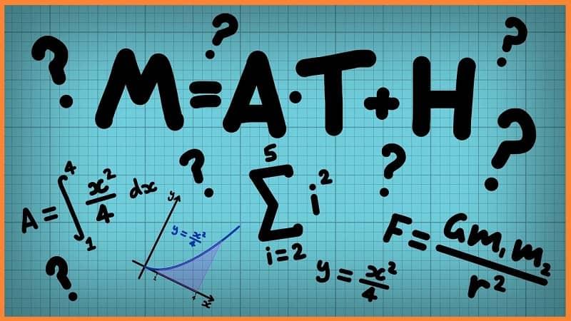 Thuật ngữ toán học Tiếng Anh
