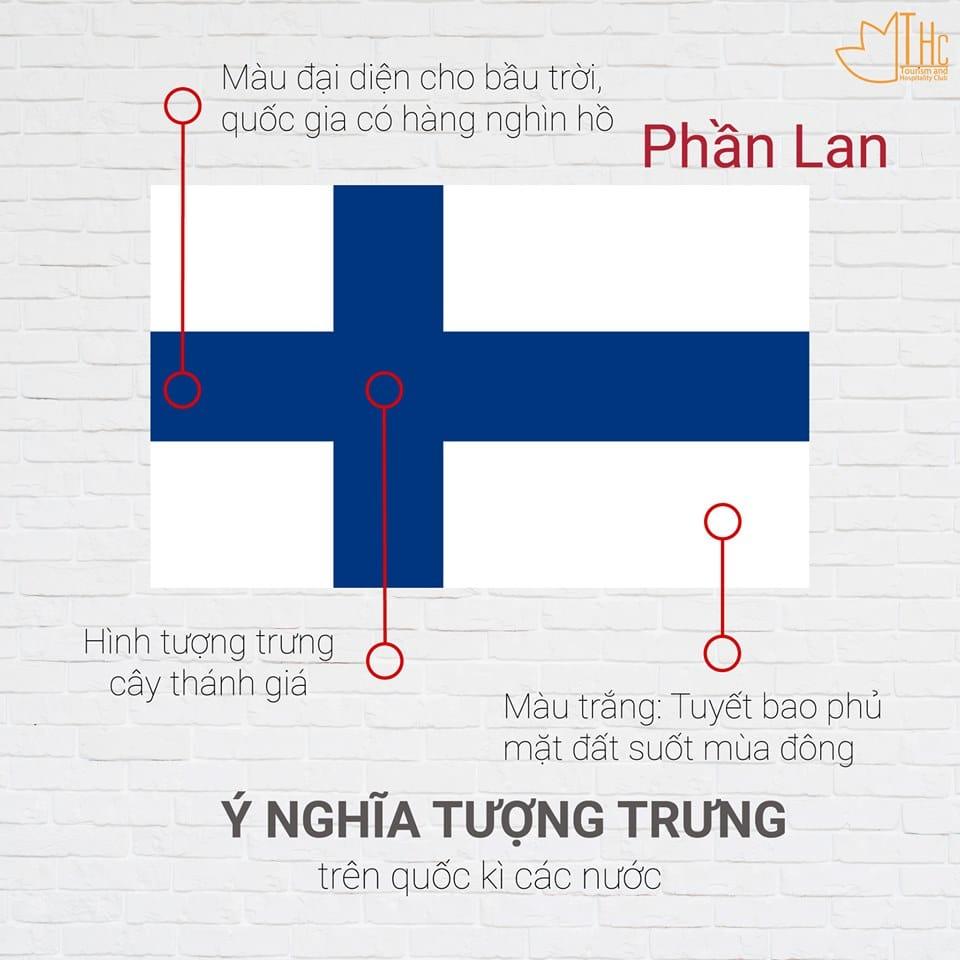 Ý nghĩa Quốc kỳ Phần Lan