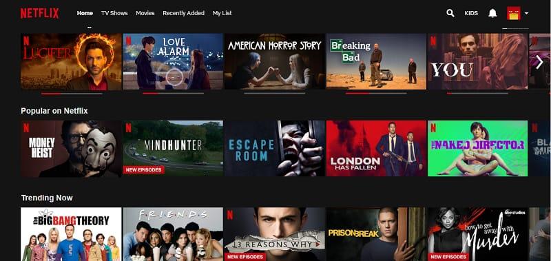Học Tiếng Anh qua Netflix