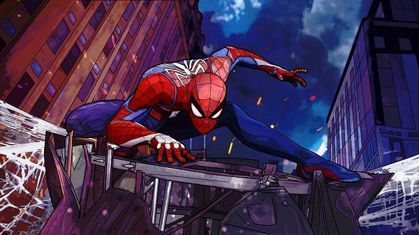 Truyện tranh Spiderman Tiếng Anh