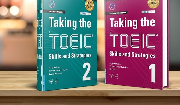 Tải sách Taking the TOEIC 1 & 2