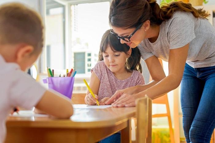 Dạy Tiếng Anh Cho Trẻ Em Tại Nhà